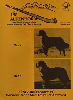 The Alpenhorn 1987 cover